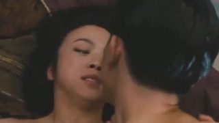 Sexy Chinese sex scene movie